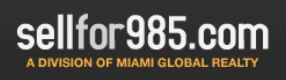 Sell For 985 Miami Realtor